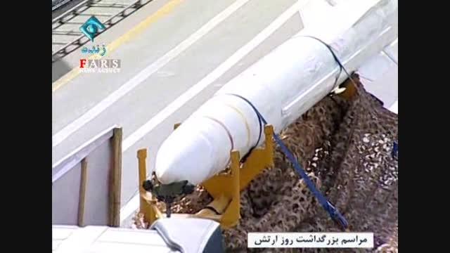 رژه سامانه باور373_S300_ایرانی و سامانه S200بهینه شده