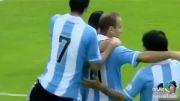 اکوادور۱-۱آرژانتین