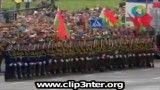 حرکت دومینو مانندخیلی جالب و حیرت انگیز از ارتش  روسیه سفید(بلاروس)