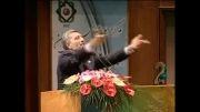 سخنرانی دکتر بزرگیان در دومین همایش تعالی سازمانی 2