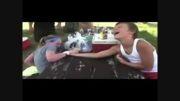 دختر بچه 8 ساله توی مچ اندازی پسر 10 ساله $محمود تبار