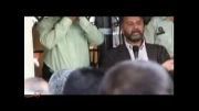 بازیگران و کارگردان ها  مقابل خانه سینما