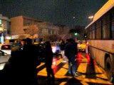 فرار رانندگان تاکسی تهرانی هنگام بارش باران