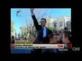 دروغ cnnدر ترور بشار اسد