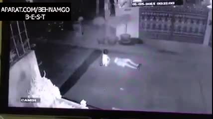 قتل دلخراش پدر جلوی چشمان دخترش..!