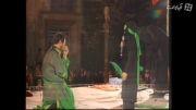 تعزیه -دانیال در نقش حضرت سکینه (س) شهادت حضرت عباس(ع)