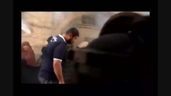 اقدام تحریک آمیز نتانیاهو نزدیک مسجد الاقصی