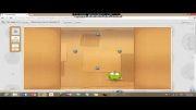 آنلاین بازی کردن Cut The Rope بامرورگر Google Chrom کامپیوتر