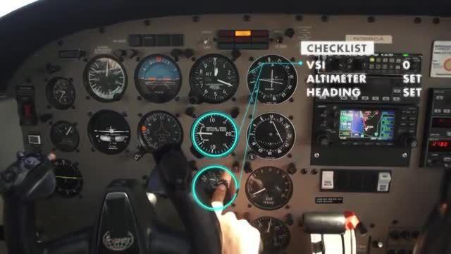 انقلابی در ایمنی پروازها با عینک هوایی