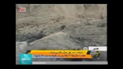 نجات دختر بچه سه ساله پس از سقوط از دره 120 متری