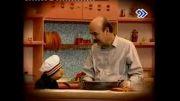 آموزش آشپزی فامیل دور و پسر خاله