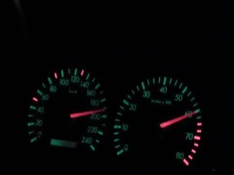 شتاب زانتیا 6 سیلندر و top speed