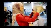 زیبایی رعایت حجاب در خارج كشور