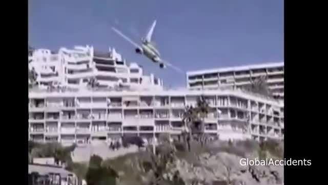 بدترین سوانح هوایی - JUSTFLY.IR ✈