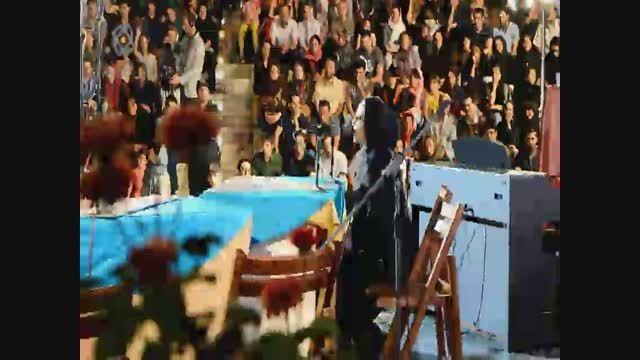 شب مهر، بزرگداشت مهران دوستی سفیر ارتباطی شهرداری تهران