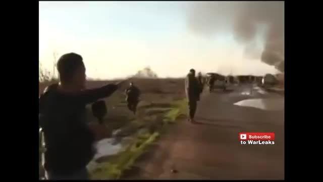 دستگیری 30 عضو داعش در کمین پیشمرگه های کرد