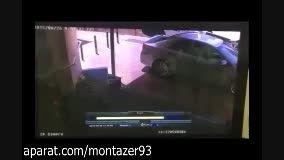 لحظه ورود انتحاری به مسجد شیعیان کویت