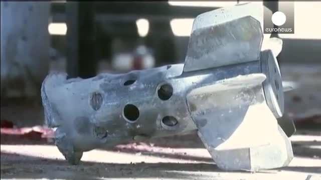 دهها کشته و زخمی بر اثر حمله خمپاره ای شورشیان به زندان