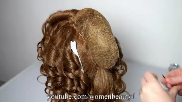 مدل مو برای عروسی برای موهای بلند