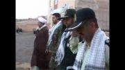 فیلم صبحگاه مشترك سپاه و نیروی انتظامی شهرستان كوثر