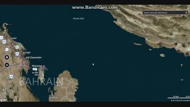 بالاخره گوگل خلیج فارس رو خلیج فارس نامید