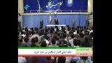 علت اصلی فشارها بر ایران-امام خامنه ای