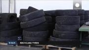 روشی جدید برای بازیافت کامل لاستیک خودرو