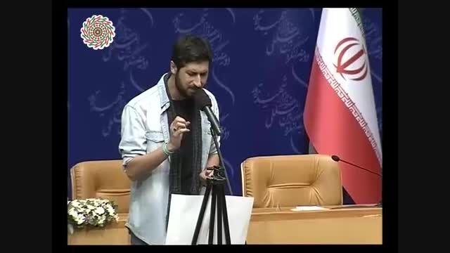 """رونمایی از ترانه """"ایران قربانی ترور"""" با صدای حامد زمانی"""