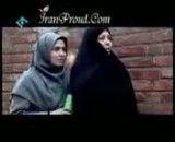 علی صادقی وکلاه گیس مهران رجبی!!!!!!!!!!!!