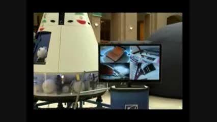نخستین فضاپیمای سرنشین دار ایرانی