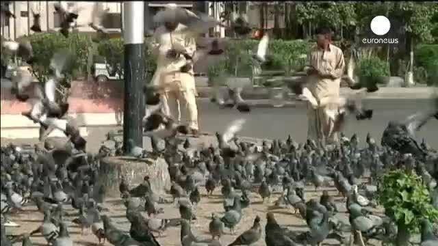 عزای عمومی در پاکستان....