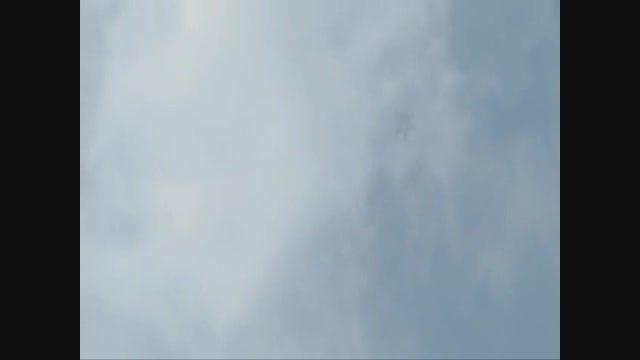 ضربه کاری نیروی هوایی ارتش سوریه به ارتش آزاد در قنیطره