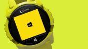 ارائه یک طرح مفهومی از ساعت هوشمند نوکیا