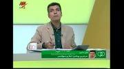 افشاگری علی دایی علیه احمدی نژاد در برنامه زنده 90