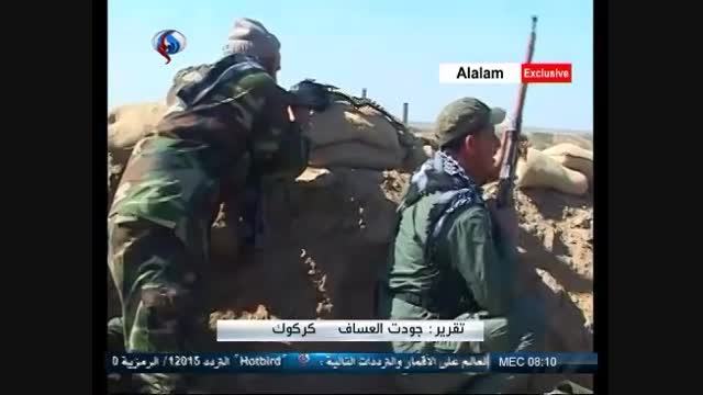 شکست سنگین داعش در یکی از مناطق کرکوک