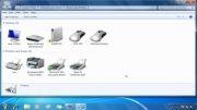آموزش ویندوز7_درس سی و پنج_Connecting hardware