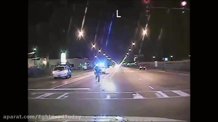 تیراندازی پلیس آمریکا به یک نوجوان