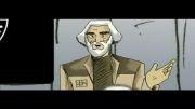 انیمیشن چطور باید به پایان رسید (این داستان : جنگ ستارگان )