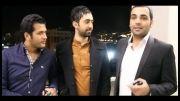 احسان علیخانی در  کنسرت ماسک فرزاد فرزین  2