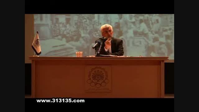 پاسخ دکتر جلیلی به شبهات مذاکرات سابق هسته ای