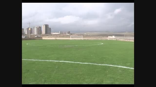 تیم های فوتبال لیگ برتری بدون بهانه شدند