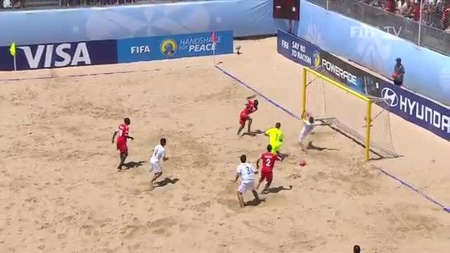 عمان VS ایتالیا (جام جهانی فوتبال ساحلی 2015 )