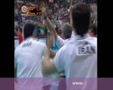 لحظه تاریخی والیبال ایران