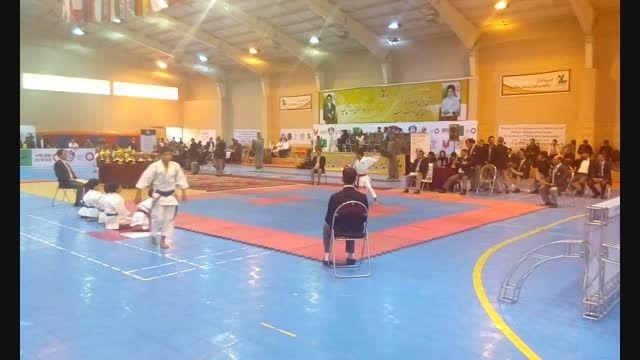 امیرحسین خاکپور . کاتای کانگوشو مسابقات جهانی