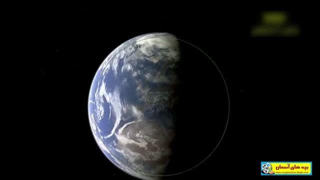 از زمین تا کهکشان راه شیری {درس 10 - علوم ششم ابتدایی}