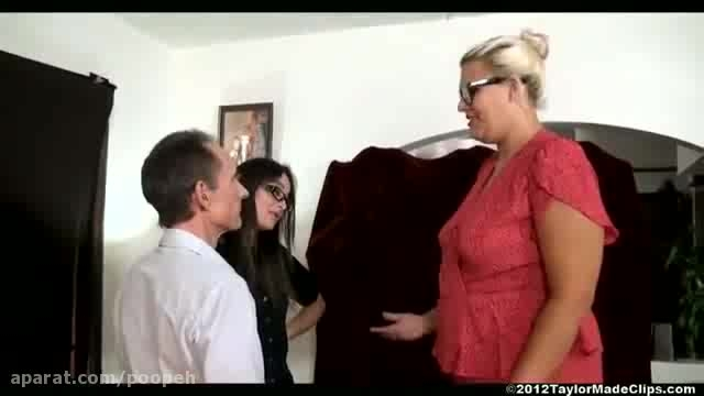 عجب زوری!! یه مرد و یه زن رو با هم بلند می کنه!