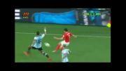 ماراتن هلند و آرژانتین در نیمهنهایی- آرژانتین 0 هلند 0