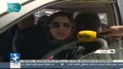 ...ترافیک بازگشت مسافران از جاده هراز در 12 فروردین93