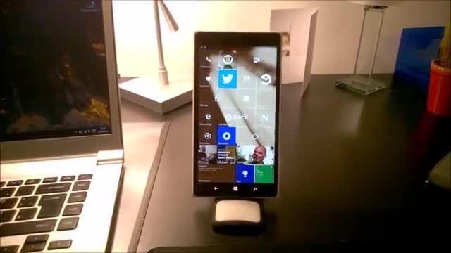 دستور صوتی Hey Cortana به ویندوز 10 موبایل آمد