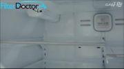 چگونگی تعویض فیلتر یخچال الجی موشکی کوچک